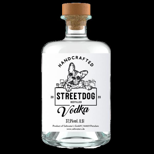 Streetdog Vodka