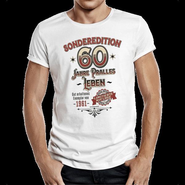 "T-Shirt ""Sonderedition 1961"""