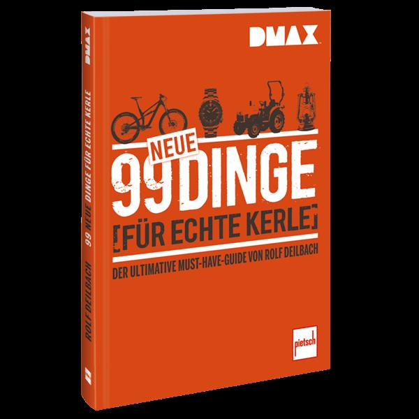 DMAX 99 neue Dinge für echte Kerle