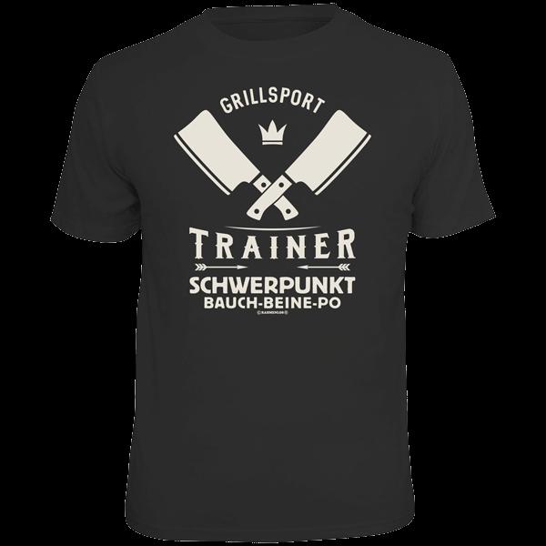 "T-Shirt ""Grillsport"""