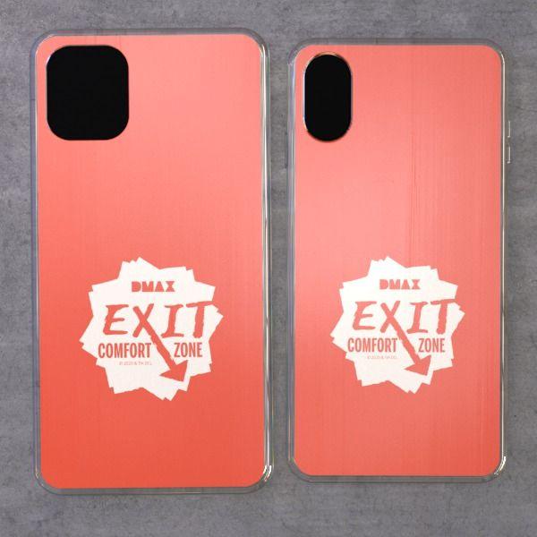 """DMAX Cover """"Exit"""" für iPhone Modelle"""