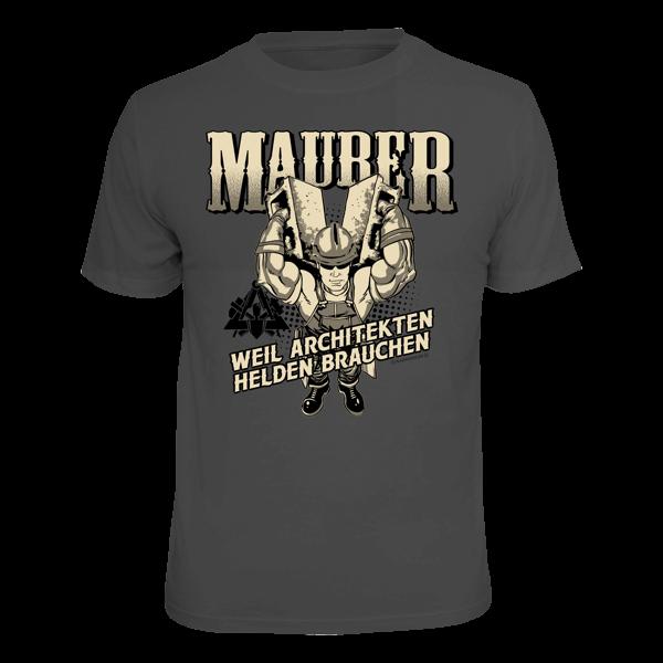"""T-Shirt """"Maurer"""""""