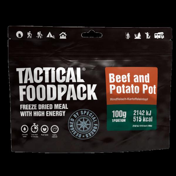 "Tactical Foodpack ""Rindfleisch-Kartoffeltopf"""