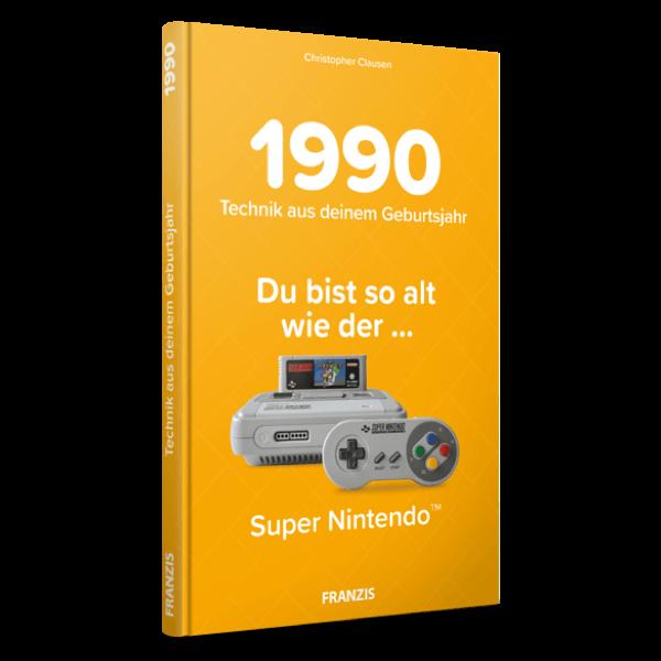 1990 - Technik aus deinem Geburtsjahr