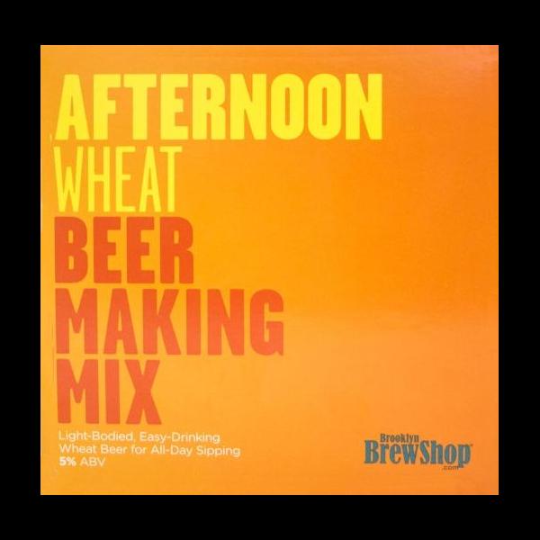 """Zutatenpaket """"Afternoon Wheat"""" (Weizenbier)"""