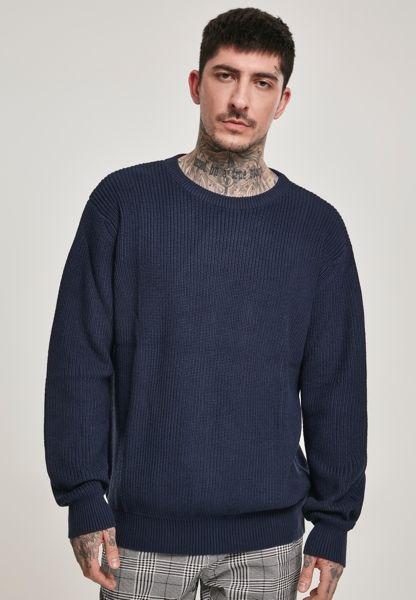 Cardigan Stitch Sweater von Urban Classics