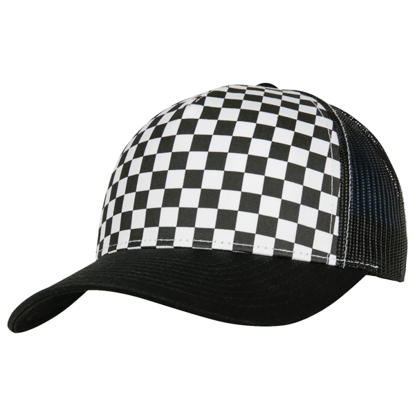 "Trucker Cap ""Checkerboard"""