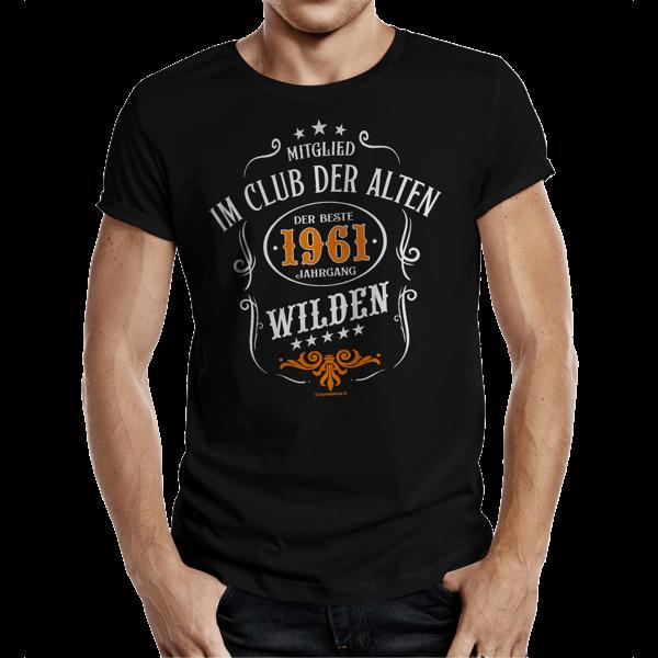 """T-Shirt """"Die alten Wilden 1961"""""""