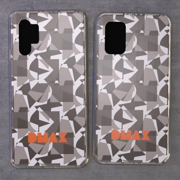 """DMAX Cover """"Mix"""" für Samsung Galaxy Note Modelle"""