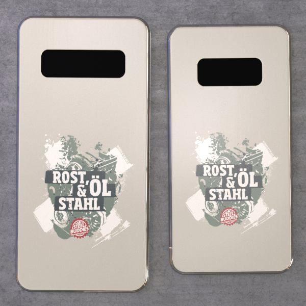 """Steel Buddies Cover """"Rost"""" für Galaxy S Modelle"""