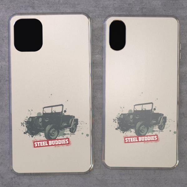 """Steel Buddies Cover """"Jeep"""" für iPhone Modelle"""