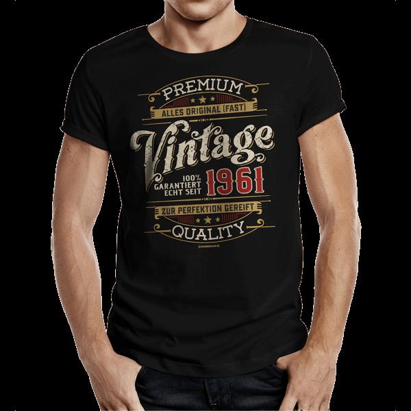 """T-Shirt """"Vintage seit 1961"""""""