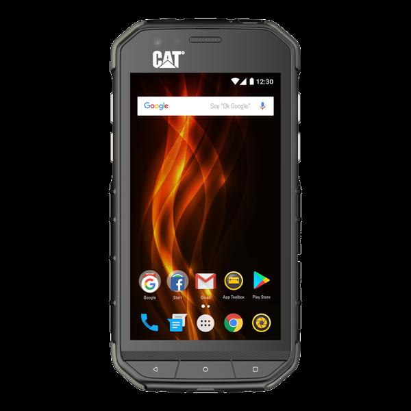 Extrem robustes CAT Smartphone S31