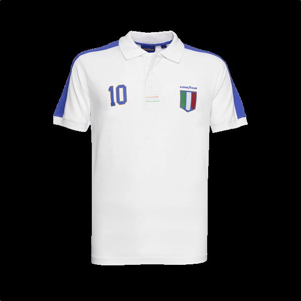 """Goodyear Poloshirt """"Team Italien"""""""
