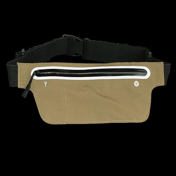Dünne Bauch- / Hüfttasche