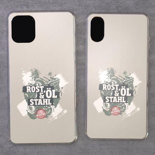 """Steel Buddies Cover """"Rost"""" für iPhone Modelle"""