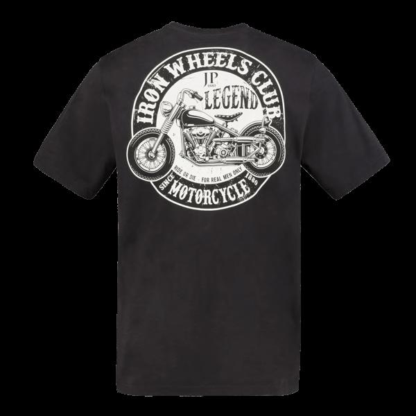 """T-Shirt """"Iron Wheels Club"""" von JP1880"""