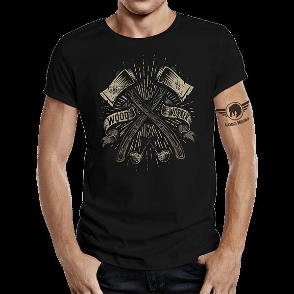 """T-Shirt """"Wood Worker"""""""