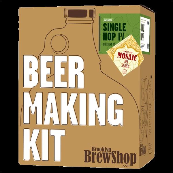 """Bierbrauset """"Mosaic Single Hop IPA"""" (Indian Pale Ale)"""